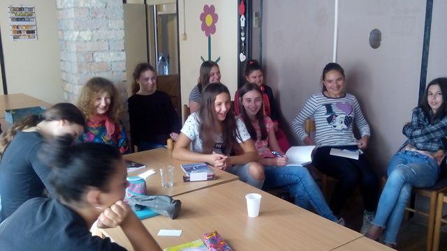Дечја књижевна колонија у Дољевцу (фото: Табла)
